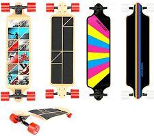 Original Longboard Osprey rainbow  oder Cube Skateboard Neu