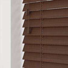 Sunwood Fauxwood Venetian Blinds - Lima - Made to Measure - 35/50mm Slats