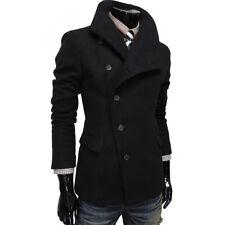 Brand New Stylish Men's Slim Blazer Coat/Jacket - Black C06