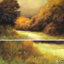 "42""x26"" LANGUID AFTERNOON by ROBERT STRIFFOLINO CANVAS"