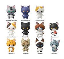 Purrfect Pets Cat or Gremlins Figural Keyrings