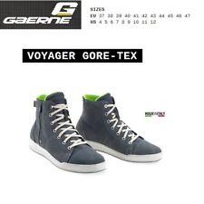 Scarpe VOYAGER FOOTWEAR moto GAERNE VOYAGER GORE-TEX grey grigio 2947007