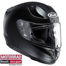 HJC RPHA 11 uni noir mat moto intégral Sport BIELLETTE casque