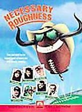 *NEW--Necessary Roughness (DVD, 1991, Sensormatic)