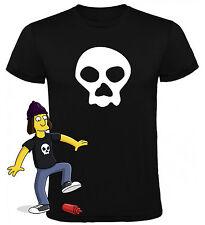 Camiseta Jimbo Jones Bart Personajes Hombre varias tallas y colores