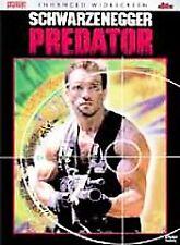 Predator (DVD, 2001, Sensormatic) Arnold Schwarzenegger