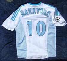 Adidas MARSEILLES France#10 BAKAYOKO UEFA Champions Football/Soccer Jersey Mint