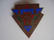 Romania Romanian 300 Years Miercurea Ciuc Csikszereda Secondary School Badge Pin