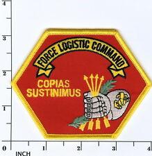 USMC Force Logistics Command VIETNAM reproduction PATCH ! Marines ! FLC VN Rare!