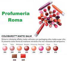 REVLON COLORBURST™ MATTE BALM Matitone Labbra Gloss Rossetto - Colore a scelta