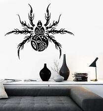Wall Vinyl Sticker Decal Spider gorgeous representative predator insect (n519)