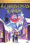 A Christmas Carol (DVD) COLLECTIBLE CLASSICS Animated