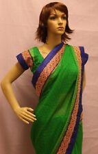 Saree 2380 Chiffon Wedding Party Wear Heavy Work Sari Saris Shieno Sarees
