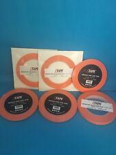 JTape ORANGE Fine Line Masking tape Detailing Heat Resistant 150°C 1.5mm to 12mm