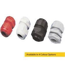 M20 IP68 6-12mm Compression Câble Glande avec écrou de blocage - Jonction /
