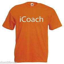 Coach Mens T Shirt 12 Colours  Size S - 3XL