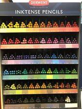 Derwent Inktense Professional Artists Colour Pencils Singles (72 colours)