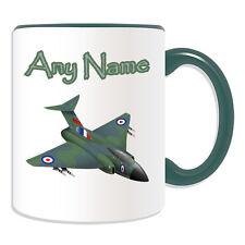 Personalised Gift Gloster Javelin Mug Money Box Cup Battle Gunship Bomber War