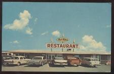 POSTCARD Cambria, CA Paul & Thelma's Restaurant 1950's