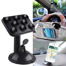 720° Rotating Universal Car Mount Cradle Holder Stand For Tablet GPS Smart Phone