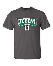 "Tim Tebow Philadelphia Eagles ""EAGLES LOGO""  jersey T-shirt S-5XL"