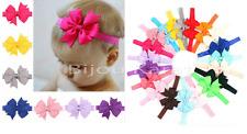 Baby FIOCCHI fascia capelli ragazza decorazione testa Fotoshooting NUOVO
