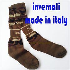 calze calzettoni termici mimetici per scarponi da sci stivali caccia pesca