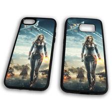 Captain Marvel Universe Flurry Avengers Infinity War II Most Clip Phone Case