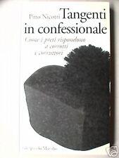 TANGENTOPOLI Confessionale MANI PULITE CHIESA