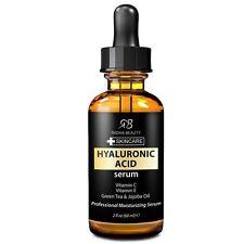Una Belleza Radha ácido hialurónico suero para la piel facial y mejor Hidratante y anti