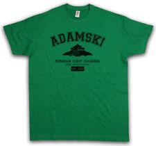 Adamski Venusian Scout Squadron t-shirt ovni george alien UFO ship tr3b King