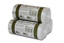30L Kerbside Compostable Kitchen Food Waste Caddy Liners / Biodegradable Bin Bag