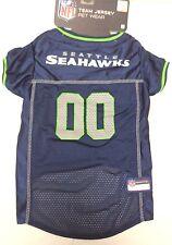 Seattle Seahawks Pets First NFL Pet Dog Jersey