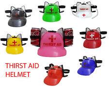 Durst Aid Trinken Bier Helm Hut Soda Can Halter Spiel