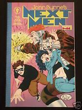 JBNM John Byrne's Next Men 13 - FAME n. 1