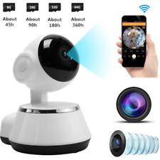 Wireless 720P HD WiFi CCTV Security IP Camera Pan Tilt Baby Monitor /Memory Card