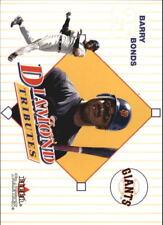 2001 Fleer Tradition Diamond Tribute Baseball #1-30 - Your Choice -*COMBINE S/H*