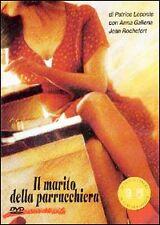 Il marito della parrucchiera (1990) DVD NUOVO Sigillato