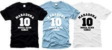 Diego Armando Maradona Socca Club -  T-Shirt - Gr. S bis XXL