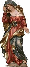 STATUA MADONNA ADDOLORATA in Legno - OUR LADY OF SORROWS wooden Statue