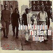 John McLaughlin - Heart of Things (1997) CD