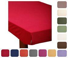 Copritavolo X 6 MOLLETTONE Rettangolare cm 75x140 TOVAGLI 14 colori MILLERIGHE
