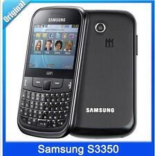 Original Samsung 335 S3350 unlocked mobile phones wifi bluetooth mp3 mp4 player