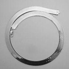 11.5mm Herringbone Chain, Italian 925 Sterling Silver 16,18,20,22,24,30 inch NEW