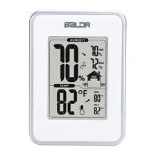 Digital Temperature Humidity Sensor Meter Max/Min  Hygrometer Indoor Thermometer
