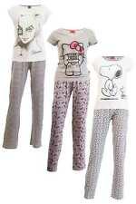 a7209d3073 Damen Pyjama Schlafanzug Nachtwäsche 271249