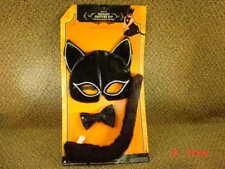 New NWT Halloween Costume Cat Kitty Play Black Unused