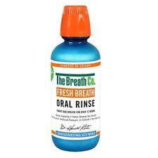 The Breath Co. Fresh Breath Oral Rinse Invigorating Icy Mint 500ml