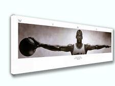 Michael Jordan Wings Super Basketball Star Art Silk Poster 20x64 inch