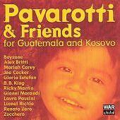 Pavarotti and Friends for Guatemala and Kosovo Audio CD